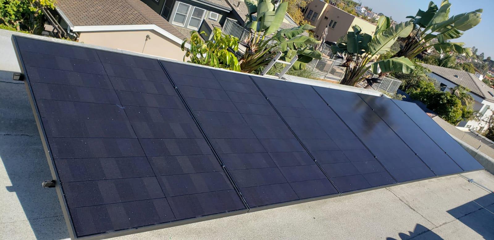 Sunlight Solar System Installation San Diego Image 1