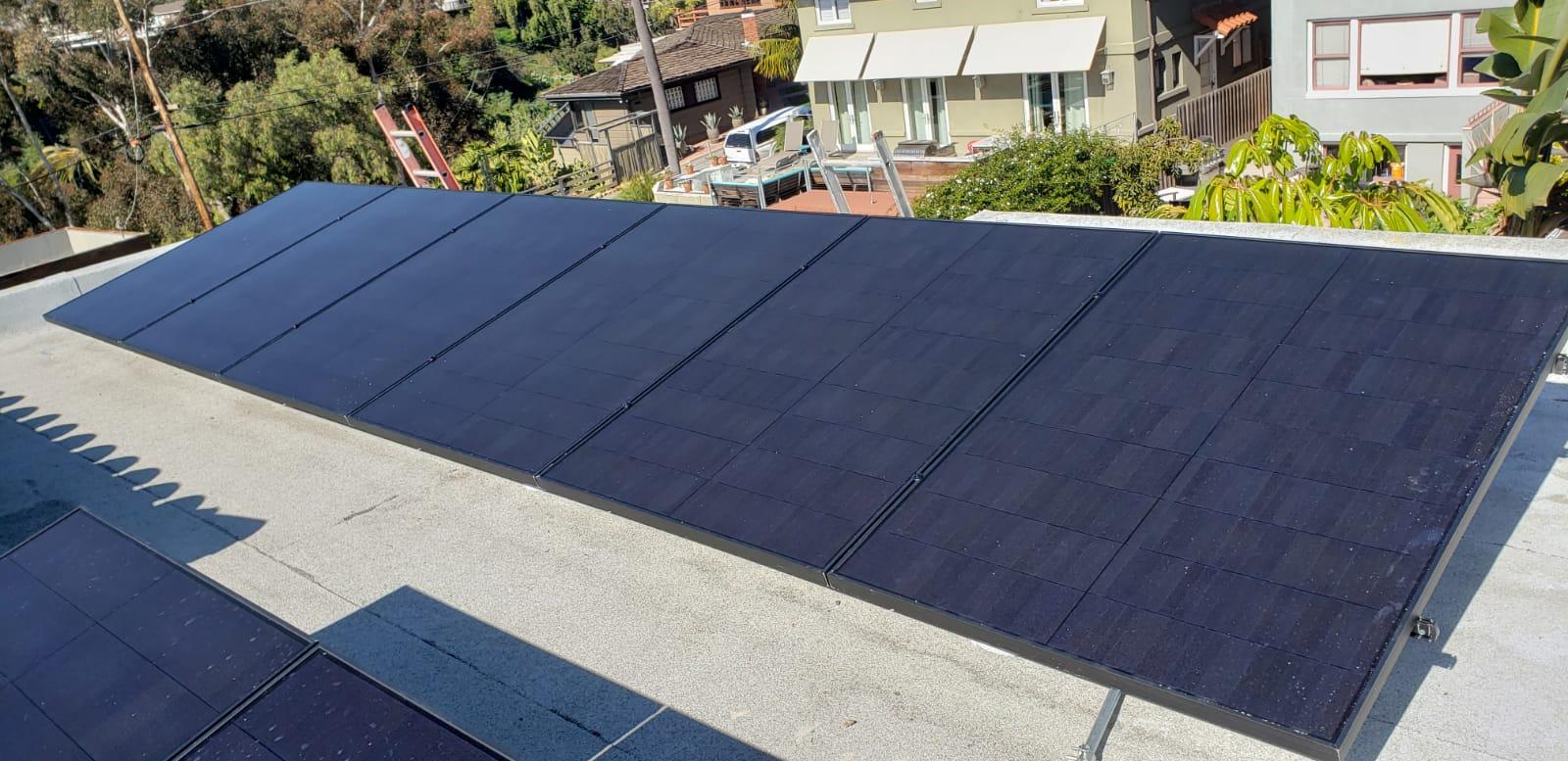 Sunlight Solar System Installation San Diego Image 2