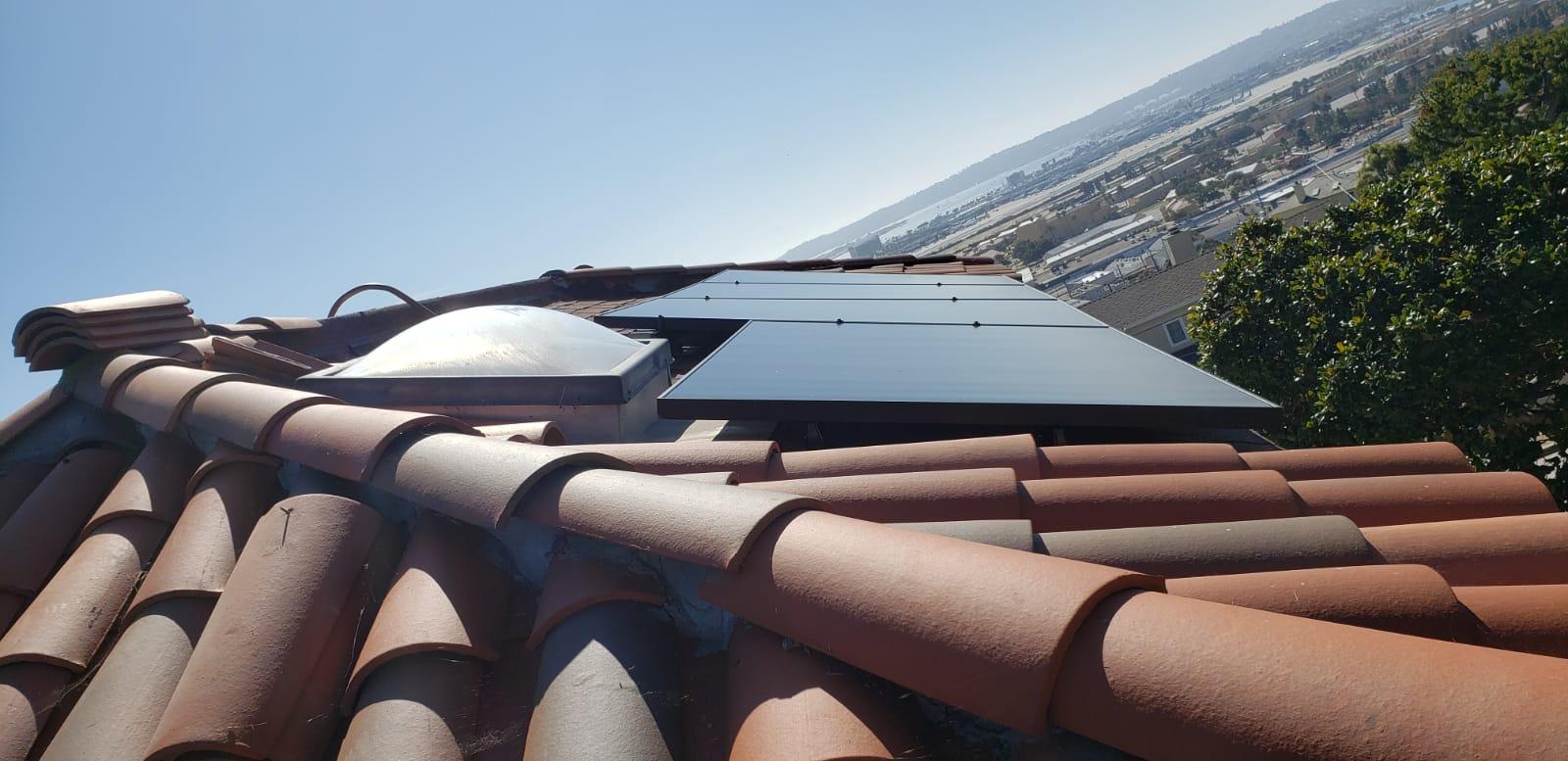 Sunlight Solar System Installation San Diego Image 5