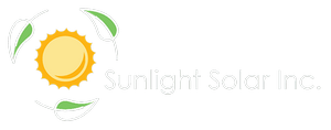 Solar Panel Installation and Maintenance Logo