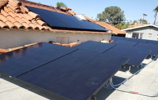 Roof Mounted vs Ground Mounted Solar Panels