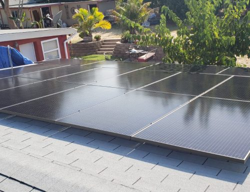 Solar Panel System Installation in Lemon Grove