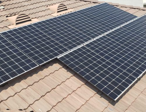 Solar Panel System Installation in Winchester