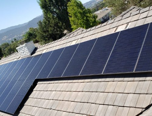 Solar Panel System Installation in Thousand Oaks