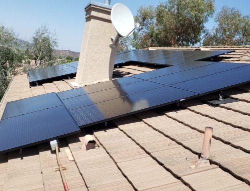 Solar Panel Installation in San Diego
