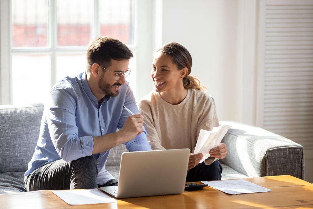 Couple happy about Extended Investment Tax Credit (ITC)